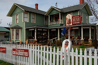 Music Store in Mountain View, AR