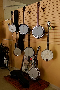 Banjos in Arkansas