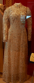 Hillary Clinton's Gown