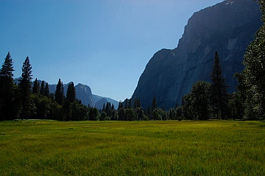 Fulltime RV lifestyle at Yosemite Valley CA California