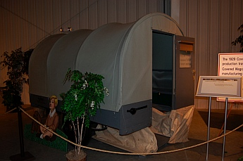 1929 Covered Wagon
