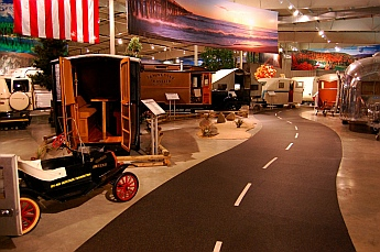 RV/MH Hall of Fame Road Back in Time