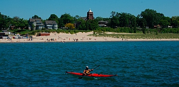 South Haven Michigan kayaking