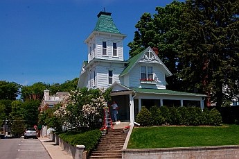 Harbor Springs, a sparkling gem on Lake Michigan