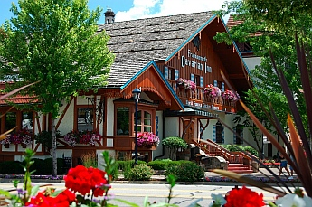 The Bavarian Inn Frankenmuth Michigan