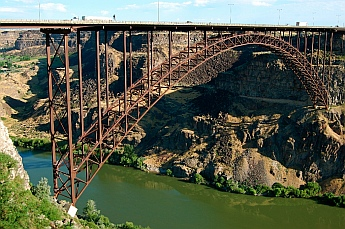 Twin Falls, ID Perrine Bridge