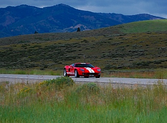 Sun Valley Idaho Road Rally