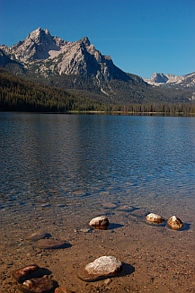 Stanley Lake Idaho