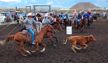 Helmville Montana Labor Day Rodeo