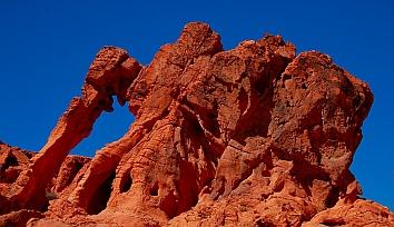 The Beehives at Valley of Fire State Park, Nevada