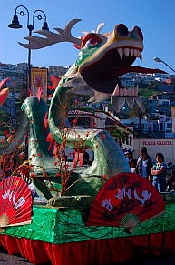 Ensenada Carnaval - floats