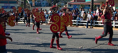 Ensenada Carnaval - dancers