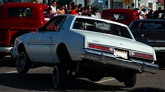 Ensenada Carnaval - crazy cars