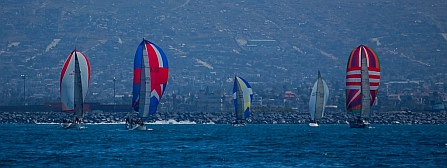 Newport to Ensenada International Race