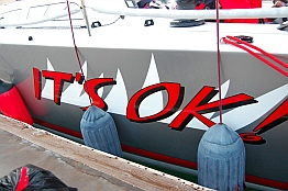 One of the top raceboats, It's OK