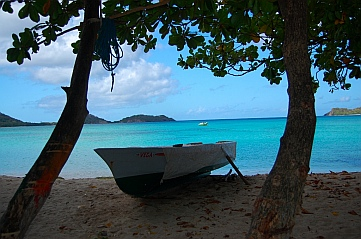 Paradise Beach Carriacou Grenada