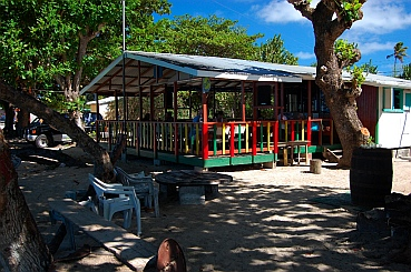 Hardwood Cafe Carriacou Grenada
