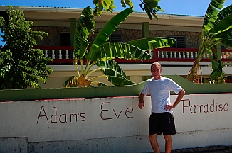 Adam's Eve Apartments, Paradise Beach