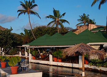 Anchorage Yacht Club Resort Union Island Grenadines