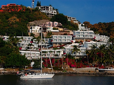Las Hadas Anchorage, Manzanillo, Colima, Mexico