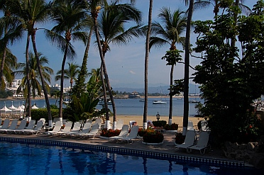 Las Hadas Resort and Anchorage, Manzanillo, Colima, Mexico