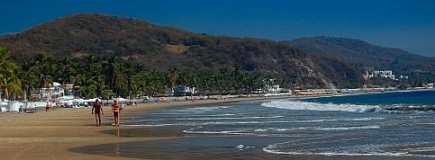 Costalegre Manzanillo S Santiago Amp Playa La Boquita Beach