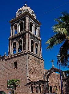 Loreto Mission of Our Lady (Mision de Nuestra Senora de Loreto Concho, Baja California Sur, Sea of Cortez, Mexico