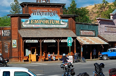 Winthrop, Washington.