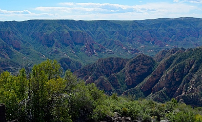 Sycamore Canyon, Kaibab National Forest, Williams, Arizona