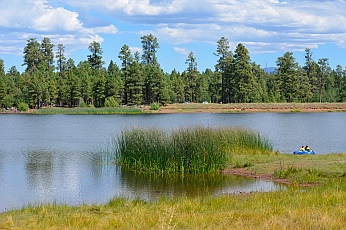 White Horse Lake, Kaibab National Forest, Williams, Arizona