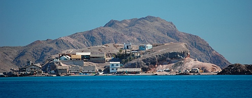 Isla Coyote, BCS, Sea of Cortez, Mexico.