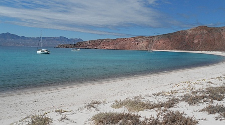 Isla San Francisco, BCS, Sea of Cortez, Mexico
