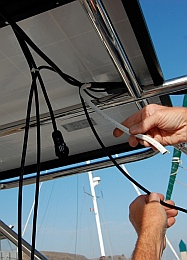 Boat solar power design and installation