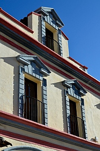 Windows, San Cristobal de las Casas, Chiapas, Mexico