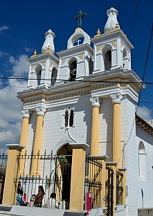 Lots of churches to visit in Comitán, Chiapas, Mexico
