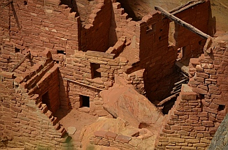 We take a closer look at The Tower House, Mesa Verde Nat'l Park