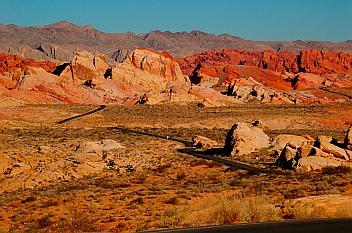 Valley of Fire State Park, Las Vegas, Nevada