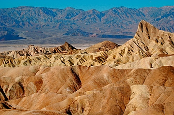 Death Valley RV travels